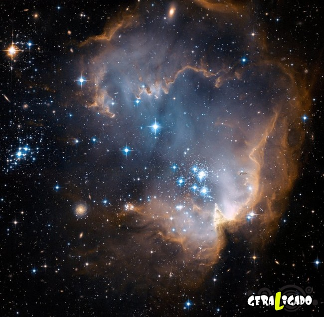 12 imagens incríveis que foram captadas pelo telescópio Hubble9