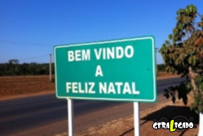 20 nomes exóticos de cidades do Brasil20