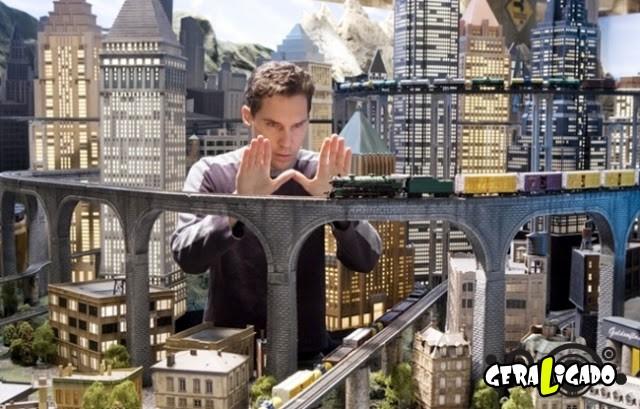 7 Miniaturas usada em alguns filmes que você nei imagina3
