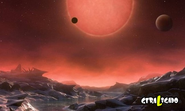 Planetas que a espécie humana vai poder habitar um dia