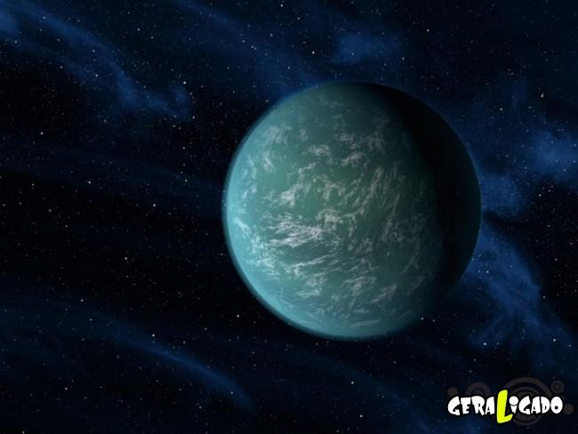 Planetas que a espécie humana vai poder habitar um dia7