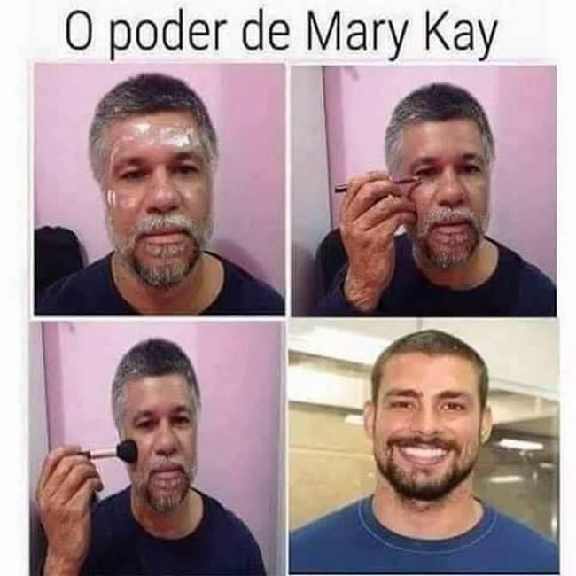 O poder da MAry Kay
