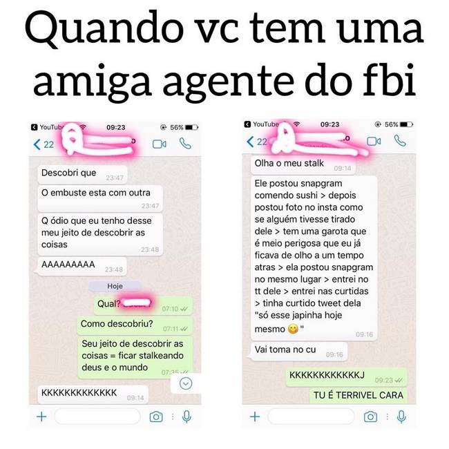 Amigas do FBI