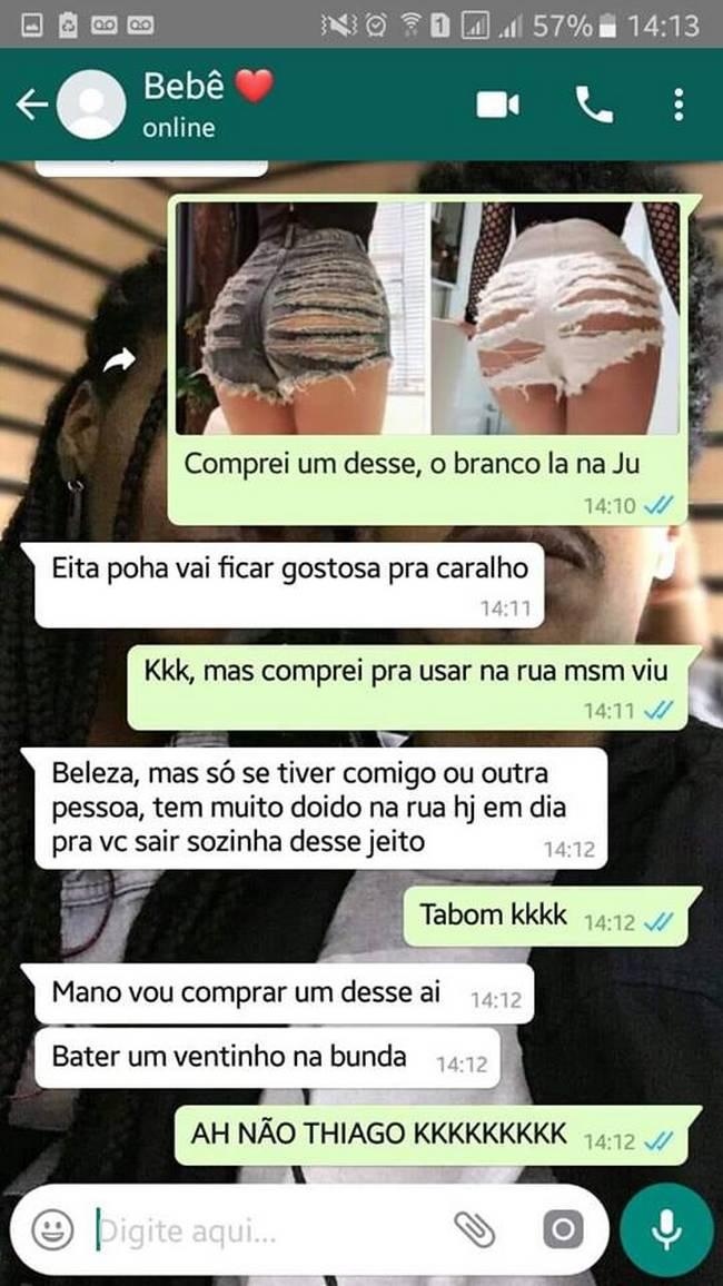 Porra Thiago!