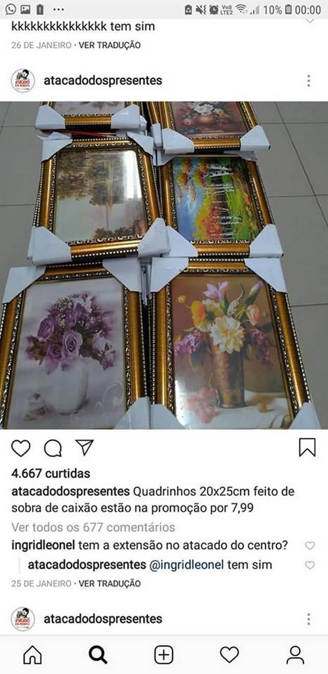 Tá pra nascer estagiário no mundo melhor que o do Atacado dos Presentes de Recife