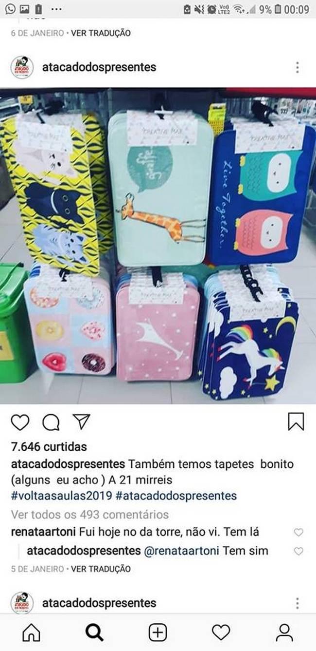 Tá pra nascer estagiário no mundo melhor que o do Atacado dos Presentes de Recife18