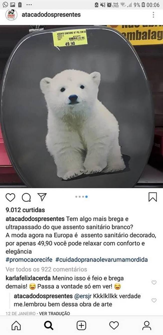 Tá pra nascer estagiário no mundo melhor que o do Atacado dos Presentes de Recife9