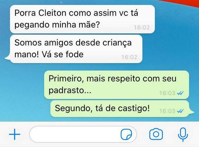 Porraaa Cleiton
