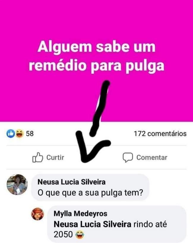 Tadinha da Pulga