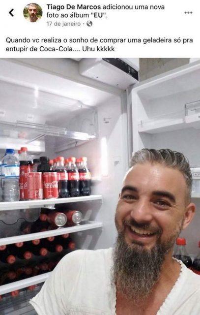 Aquele sonho de ter uma geladeira nova