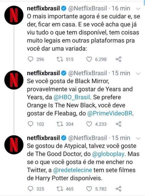 O Marketing da Netflix é o melhor