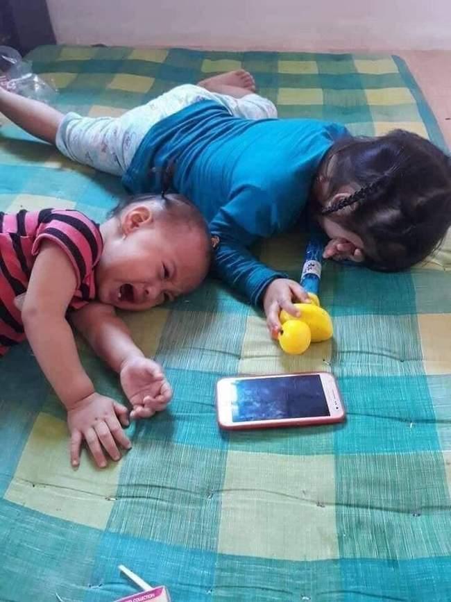 Como garantir que seus filhos não sejam viciados em celulares.1