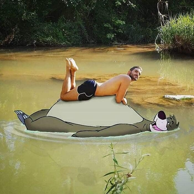 Você é bom de Photoshop14
