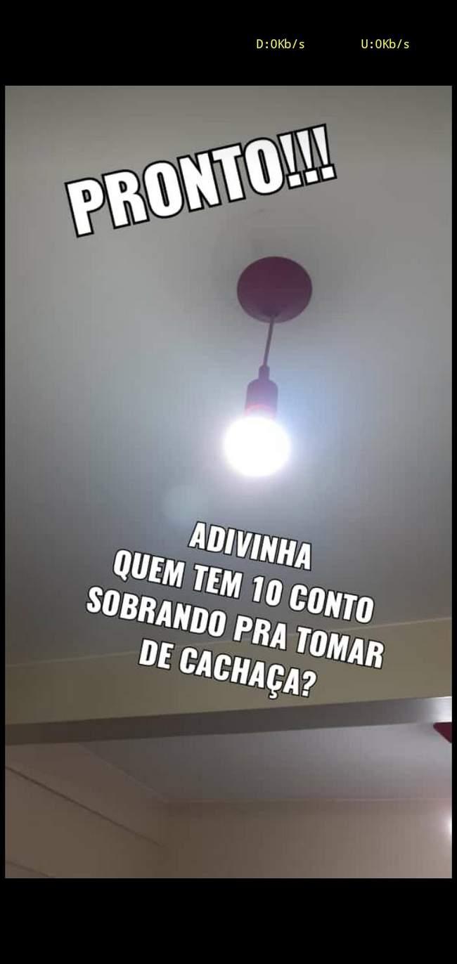 Não jogue fora suas lâmpadas de led…7