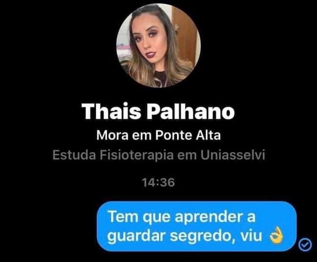Brasileiro é muito pertubado…3