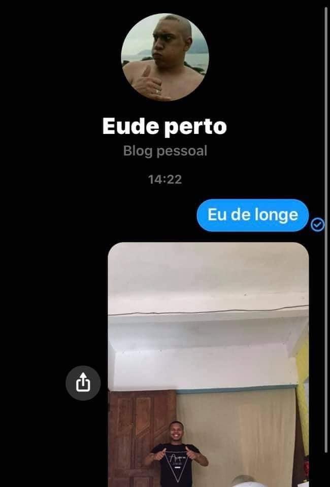 Brasileiro é muito pertubado…7