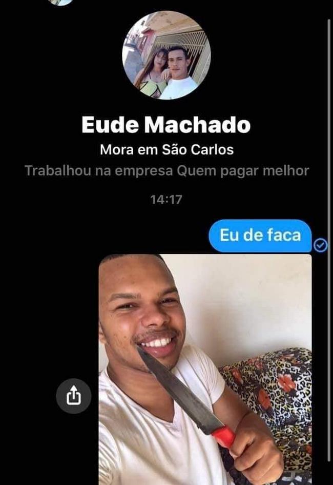 Brasileiro é muito pertubado…9
