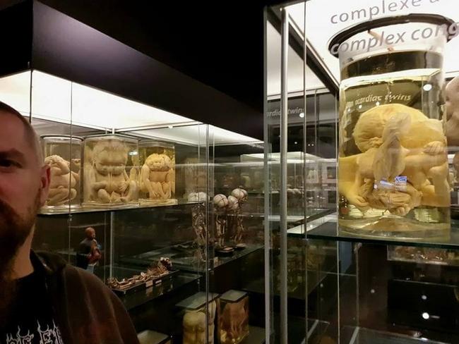 Maior museu de anomalias do mundo 2