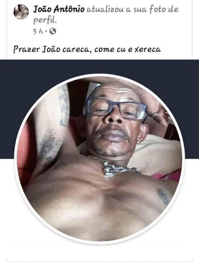 Prazer João Careca
