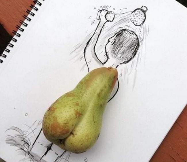 A criatividade e o bom humor tornam o mundo um lugar bem melho1