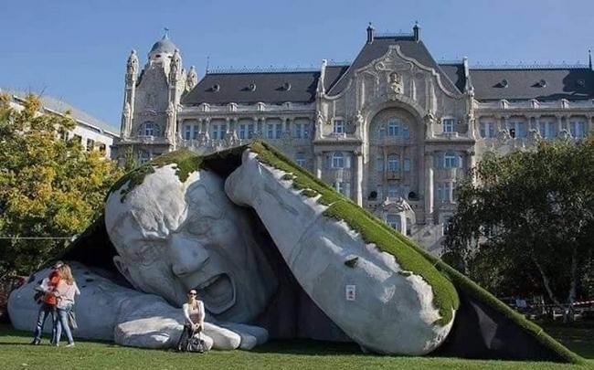 As estátuas mais criativas que você verá na sua vida.