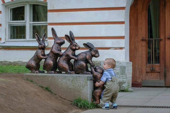 As estátuas mais criativas que você verá na sua vida.13