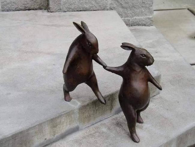As estátuas mais criativas que você verá na sua vida.14