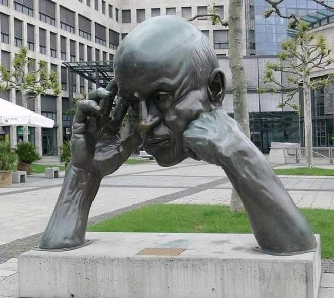 As estátuas mais criativas que você verá na sua vida.20