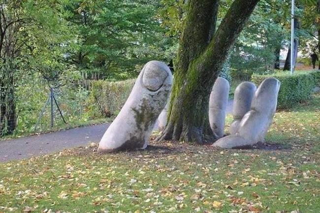 As estátuas mais criativas que você verá na sua vida.26