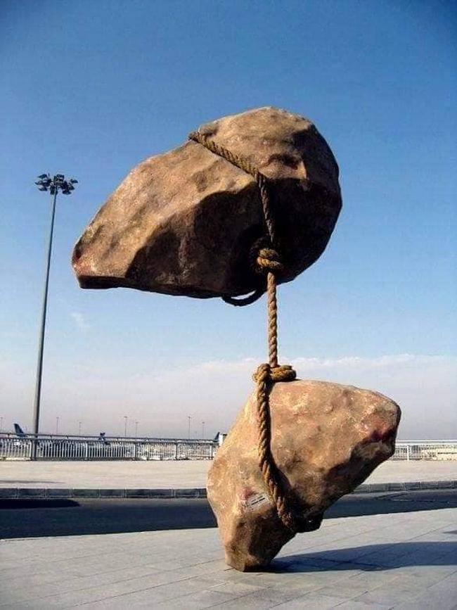 As estátuas mais criativas que você verá na sua vida.5