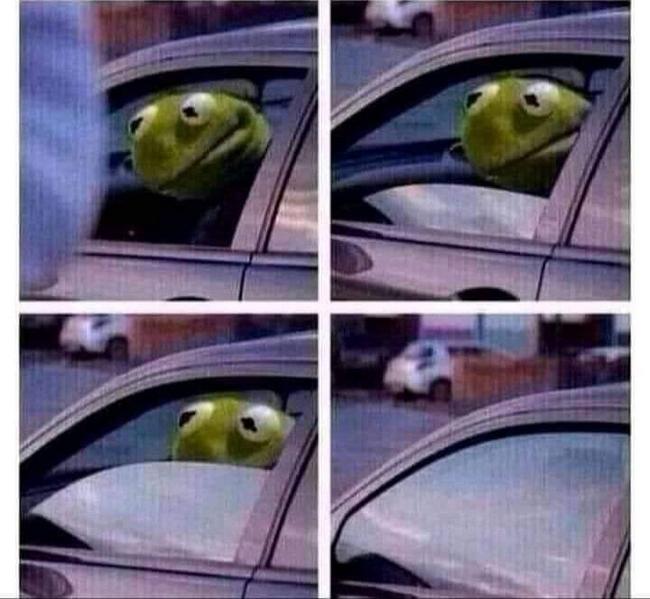 Eu depois de comprar meu carro e ver as pessoas que nunca me deram carona
