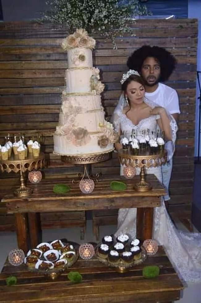 Quando o cara é convidado pra um casamento, mas não sabe que é o dele9