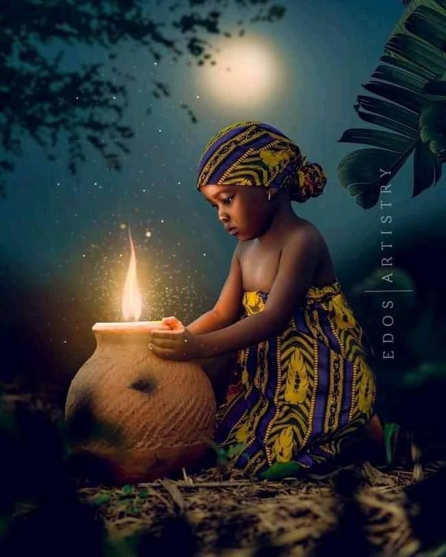 Os africanos são muito talentosos.13