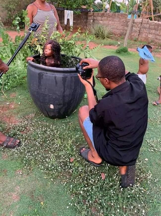 Os africanos são muito talentosos.16