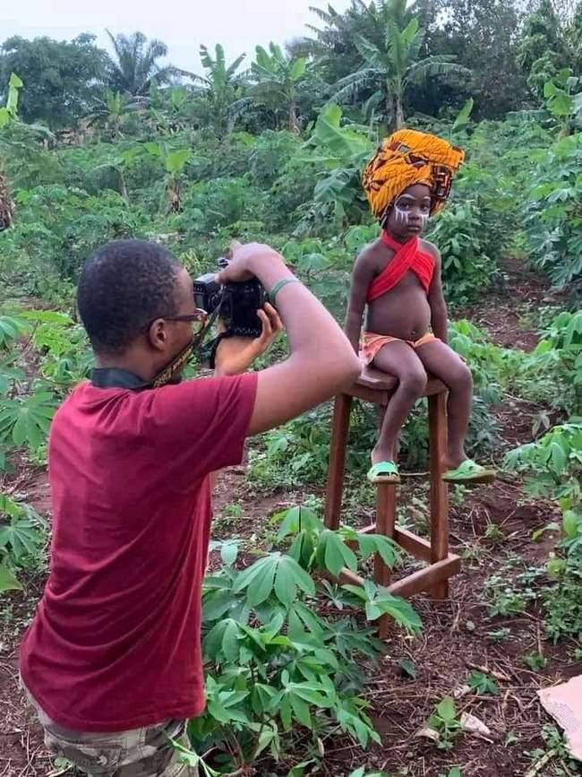 Os africanos são muito talentosos.20