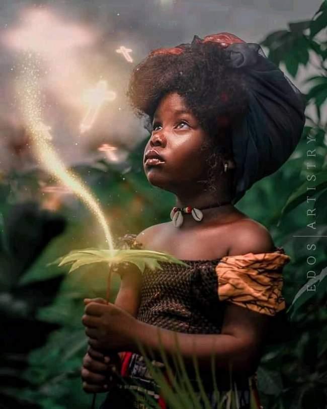 Os africanos são muito talentosos.23