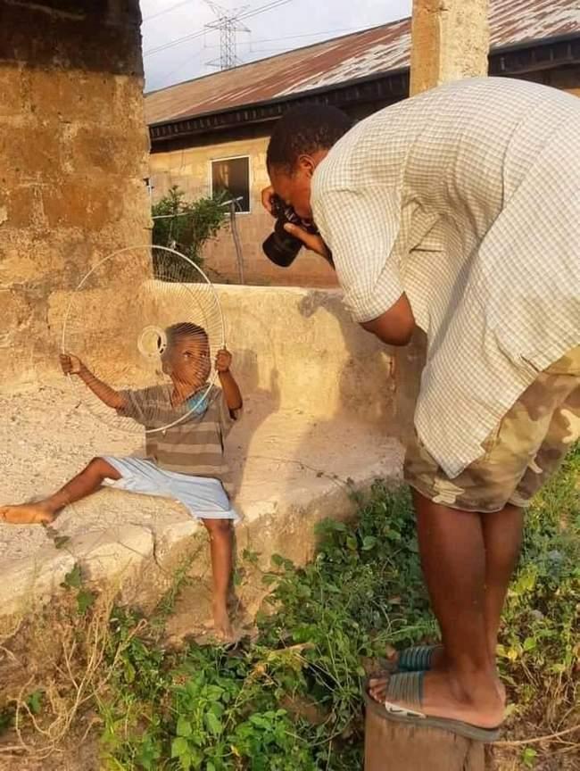 Os africanos são muito talentosos.4