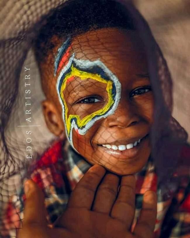 Os africanos são muito talentosos.7